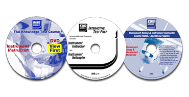 Instrument Helicopter Supplement Course - DVD PC