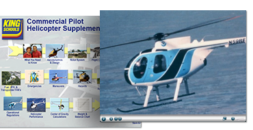 Commercial Helicopter Supplement Course - DVD PC
