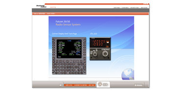 Rockwell Collins Pro Line 21 Falcon 20/50 - Online