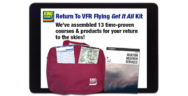 Return to VFR Flying Get It All Kit