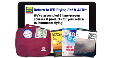 Return to IFR Flying Get It All Kit - Online Course