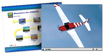 Maneuvers For the Commercial Pilot and CFI - Online Course