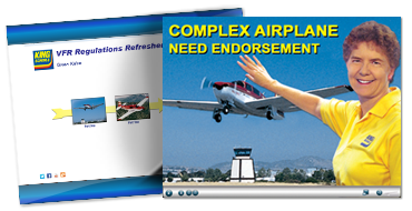 VFR Regulations Refresher - Online Course