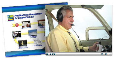 Practical Risk Mgmt For Single-Pilot IFR - Online Course