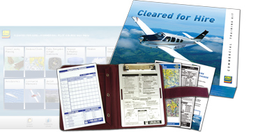 Commercial Pilot Kit - Cleared for Hire - Online