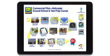 Commercial Helo <br />Ground School & Test Prep Course - Online