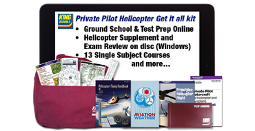 Private Pilot Helo Get It All Kit - Online