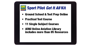 Sport Pilot Get It All Kit - All Online