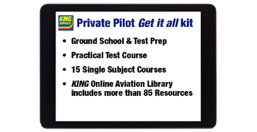 Online Private Pilot Get It All Kit