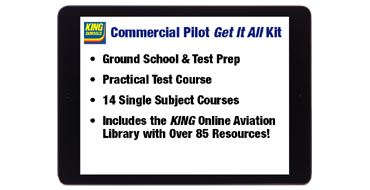 Online Commercial Pilot Get It All Kit