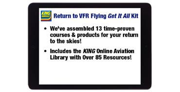 Online Return to VFR Flying Get It All Kit