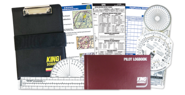<I>KING</i> Private Pilot Equipment Kit