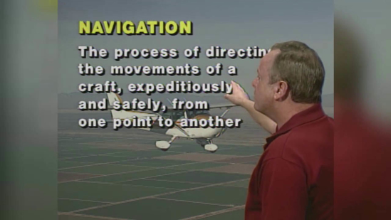 Picture of Airplane Navigation From A to Z