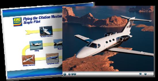 Flying the Citation Mustang - Single Pilot