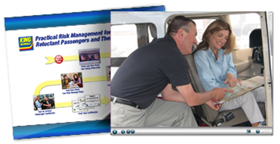 PRM For Reluctant Passengers and Their Pilots