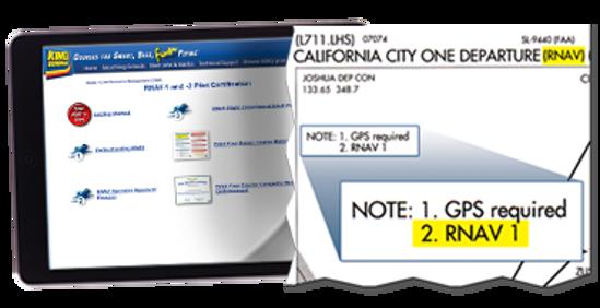 RNAV-1 & RNAV-2 Pilot Certification
