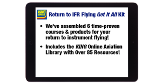 Return to IFR Flying Get It All Kit