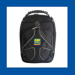 King Schools Flight Bag with Shoulder Strap