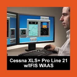 Cessna XLS+ Pro Line 21 w/IFIS WAAS